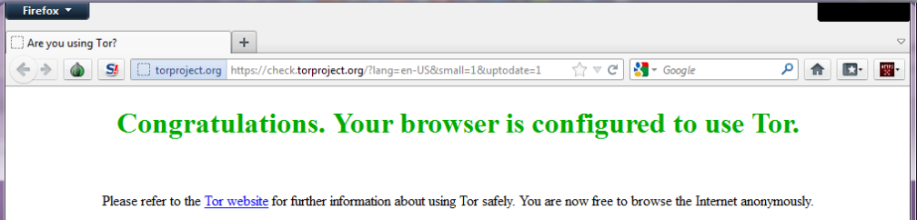Firefox Tor Portable